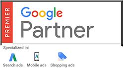 Kvantum er stolt Google Premium Partner
