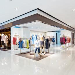 Indkøbscenter - Retail